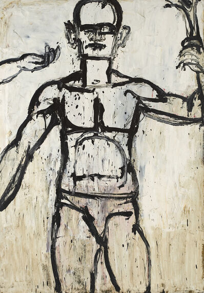 Lester Johnson, 'After a Painting by Durer', 1965