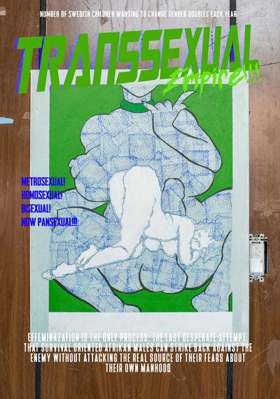 Juliana Huxtable, 'Transsexual Empire', 2017