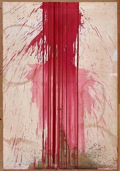 Hermann Nitsch, 'Relikt, überschüttet', 1975