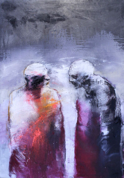 Christophe Hohler, 'Conversation', 2019
