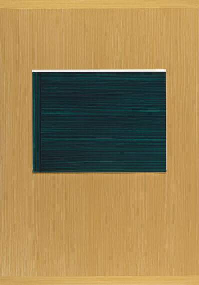 Imi Knoebel, 'Drunter und Drüber Z34', 2007