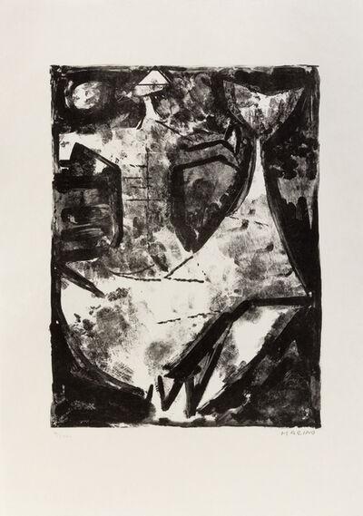 Marino Marini, 'L'idea del cavaliere', 1963/1968