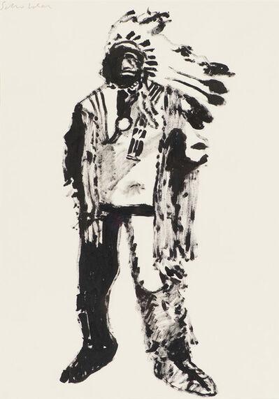Fritz Scholder, 'The Last Indian', 1970