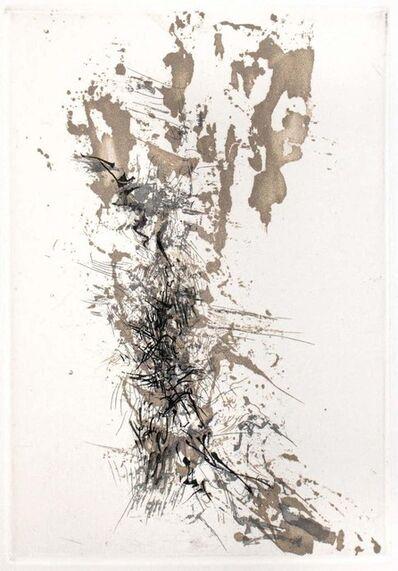 Zao Wou-Ki 趙無極, 'Les Terrasses de Jade', 1962