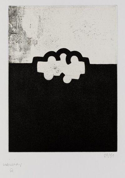 Eduardo Chillida, 'Homenaje a Omar Khayyam', 1982