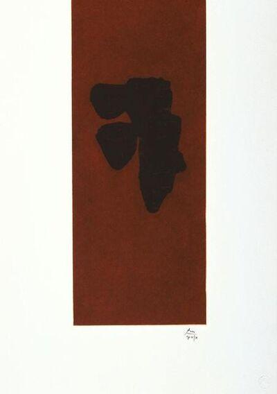 Robert Motherwell, 'Primal Sign III', 1980