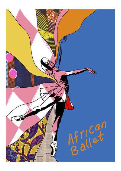 Yinka Shonibare CBE, 'African Ballet', 2017