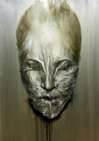Ágnes Verebics, 'Hampered Respiration V.', 2020