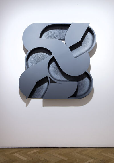 Amir Nikravan, 'Mechanism (Cool Grey)', 2019