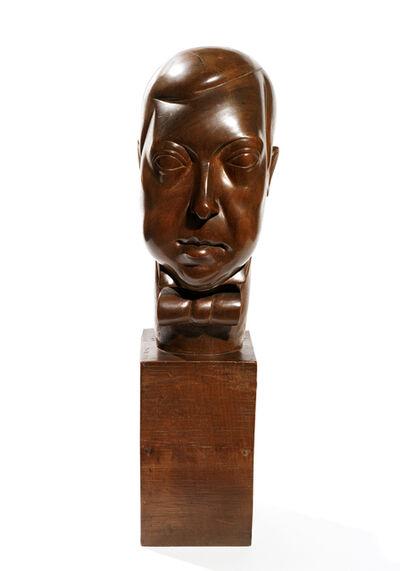 Chana Orloff, 'Lucien Vogel', 1921