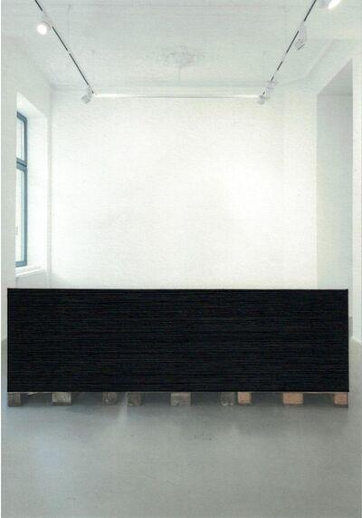 Frank Gerritz, 'Center Block', 2019