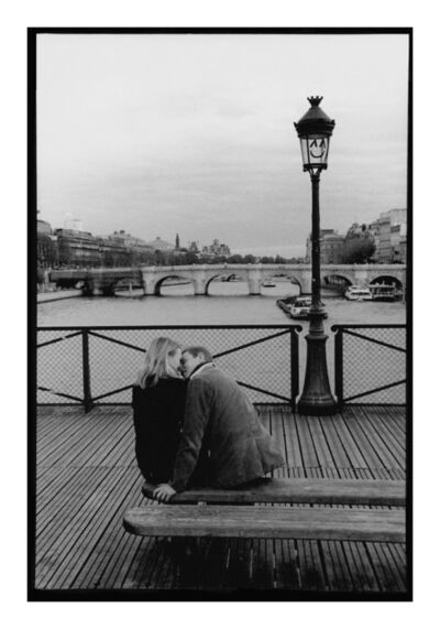 Jean Luc Olezak, 'Le pont des Arts', 2006