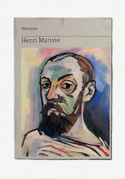 Hugh Mendes, 'Obituary: Henri Matisse', 2018