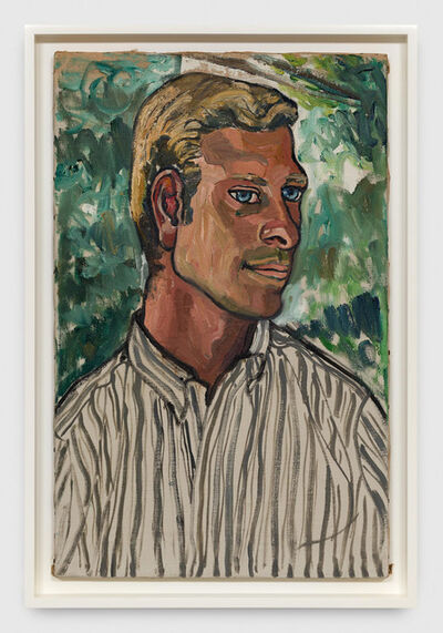 Alice Neel, 'Richard Gibbs', c. 1961