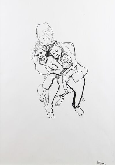 Alex Hain, 'Mother with twins', 2019