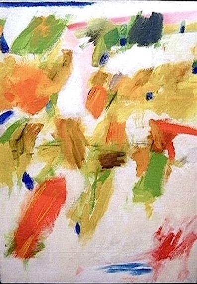 Fred Mitchell (b. 1923), 'Positano', 1956