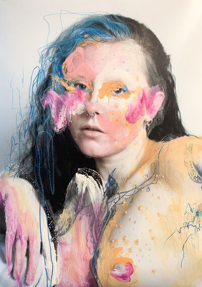 Jessica Cochrane, 'Pimples', 2020