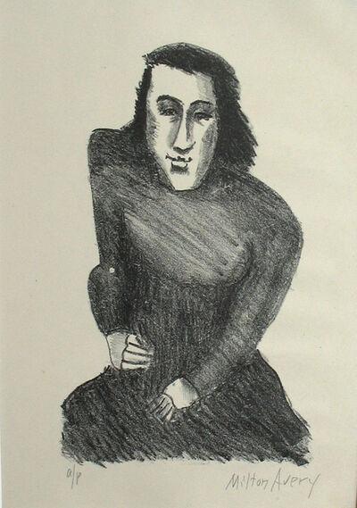Milton Avery, 'Tirca', 1939