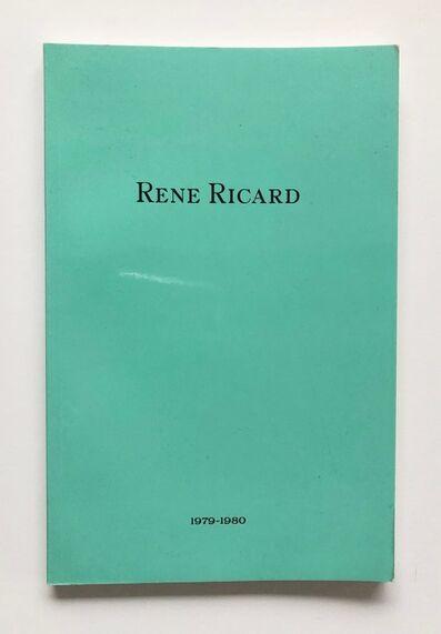 Rene Ricard, '1979-1980', 1979-1980