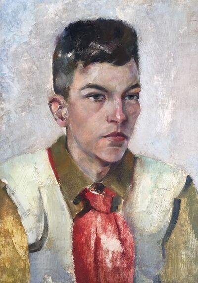 Maurice Sterne, 'Portrait of John Evans (Mabel Dodge's son)', 20th century