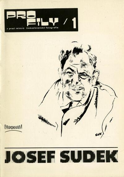 Josef Sudek, 'JOSEF SUDEK PROFILY/ 1', 1980
