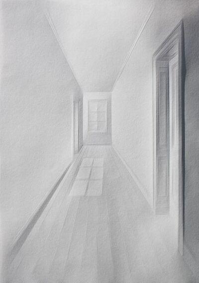 Simon Schubert, 'Untitled (Light in hallway)', 2019