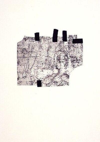 Eduardo Chillida, 'Against torture (Gegen die Folter)', 1960-1980
