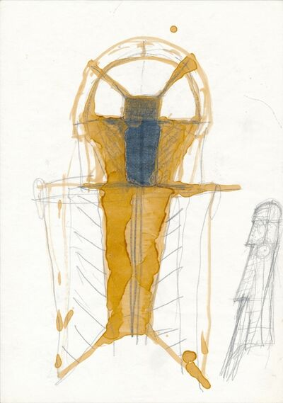 Walter Pichler, 'Ohne Titel', ca. 2000