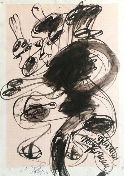 Walter Stöhrer, 'Untitled VI', 1994