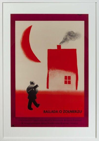 Wojciech Fangor, 'Ballada o zolnierzu', 1959