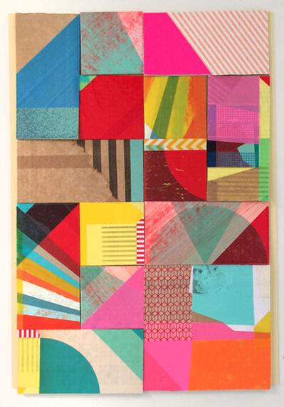 Anna Taratiel (OVNI), 'Bits and Pieces 2', 2015