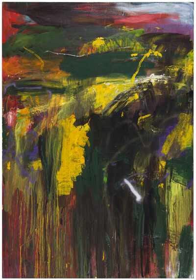 Herbert Brandl, 'Untitled', 1993