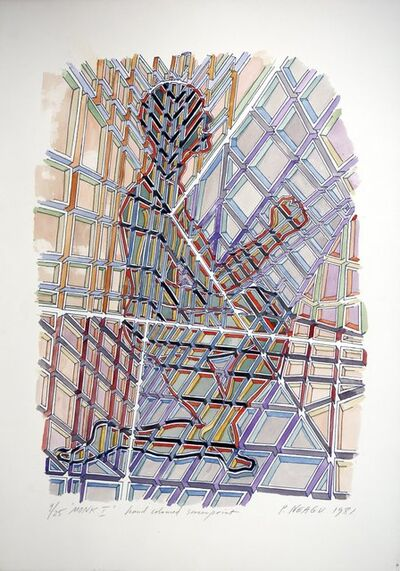 Paul Neagu, 'Monk I', 1981