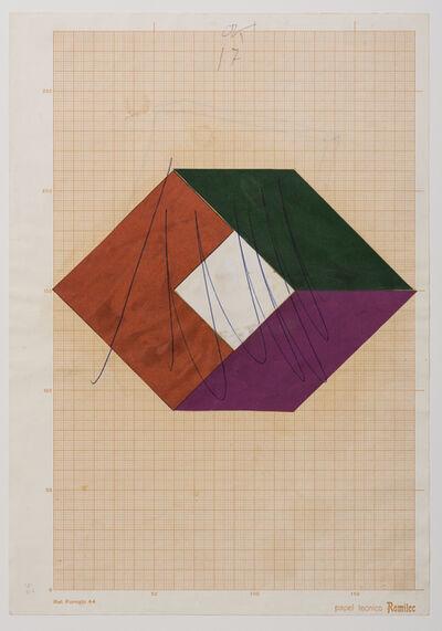 Geraldo de Barros, 'Untitled, Study', ca. 1980
