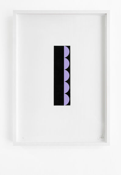 Cedric Christie, 'Purple', 2015