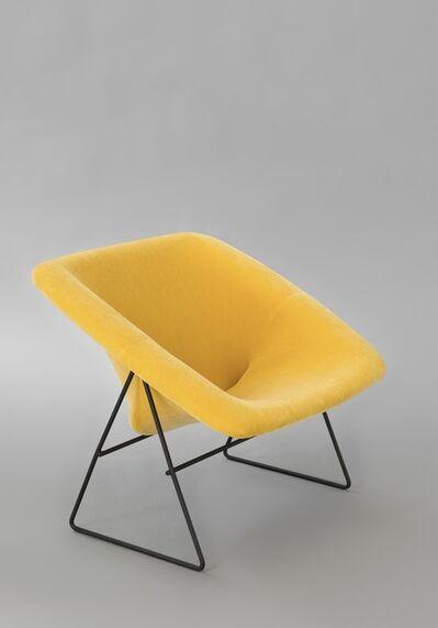 Atelier des Recherches Plastiques (A.R.P), 'Pair of armchairs A7 - Corb', 1954