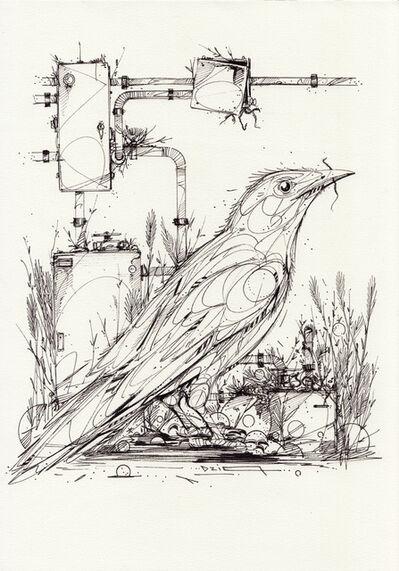 DZIA, 'The handy bird', 2019