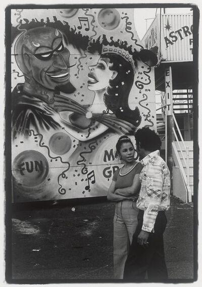 Ming Smith, 'Coney Island Pas De Deux', 1976