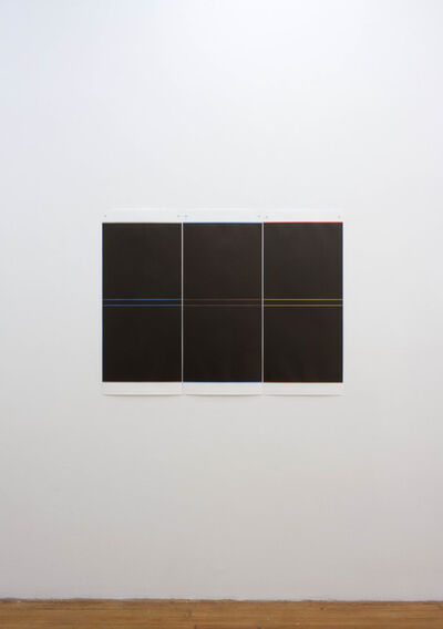 Michael Rouillard, 'Triptych', 2020