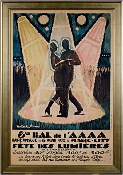 Paul-Emile Pissarro, 'Bal de l'AAAA Festival of Light', 1941