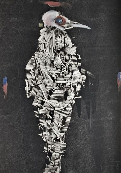 Richard Barlow, 'Crow Mummy', 2008