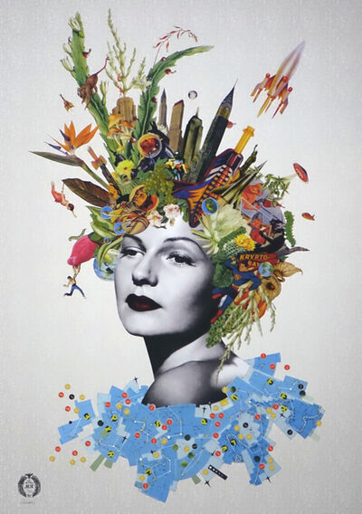 Maria Rivans, 'Carina', 2015