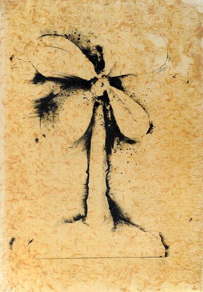 Jim Dine, 'The Plant Becomes a Fan III', 1974/5