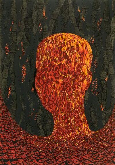 Rui Moreira, 'Head On II', 2016