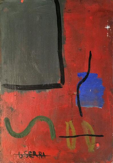 Gustavo Serra, 'Tablita', 2009