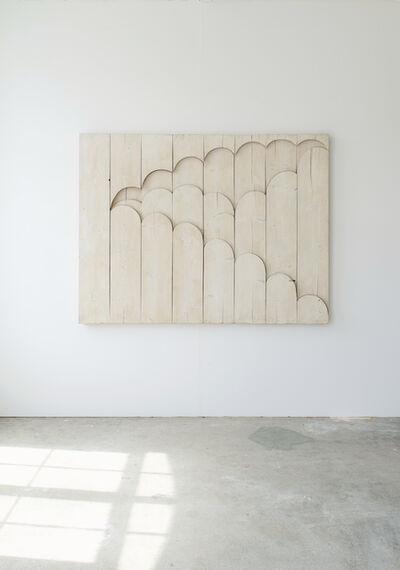 Alfonso Hüppi, 'Bogenfeld 1', 1969