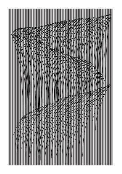 Tom Orr, 'Waterfall 2', 2019