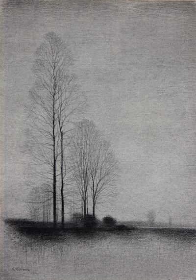 Gunnar Norrman, 'Varkvall', 1969