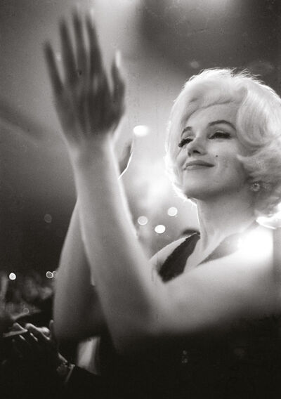 Julian Wasser, 'Marilyn Monroe Golden Globes ', 1962