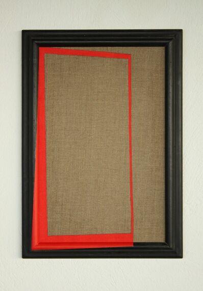 Beatriz Olano, 'En rojo', 2017